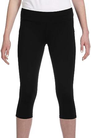 8c2c4de606440e All Sport Womens Capri Legging (W5009) at Amazon Women's Clothing store: