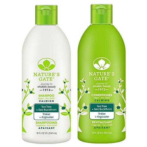 Nature's Gate All Natural Organic Calming Tea Tree Oil Shamp