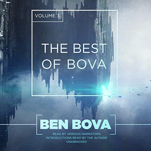 Bargain Audio Book - The Best of Bova  Vol  3