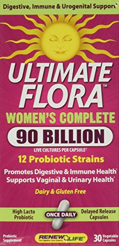 Ultimate Flora Women's Complete
