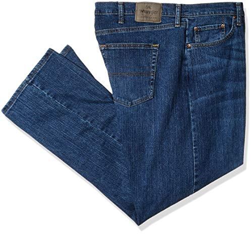 Wrangler Authentics Men's Big and Tall Classic 5-Pocket Regular Fit Jean,