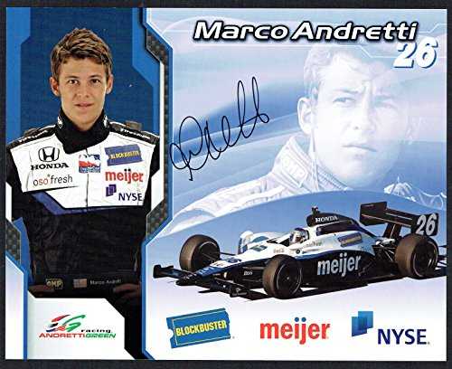 marco-andretti-signed-autograph-auto-8x10-indy-car-photo-meijer-racing