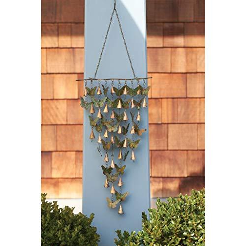 - Ancient Graffiti ANCIENTAG1109 Shimmering Bells Butterflies (Set of 1)