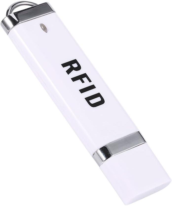 Lazmin Mini USB 125khz ID Em Card Reader Adapter for Windows XP Win7//8 EM4100 TK4100 for Door Access Control