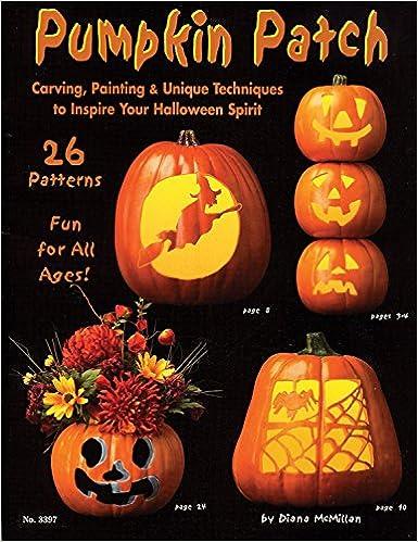 Pumpkin Patch Carving, Painting \u0026 Unique Techniques to