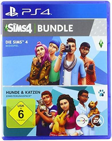 Die Sims 4 - Hunde & Katzen Bundle - PlayStation 4 [Importación alemana]: Amazon.es: Videojuegos