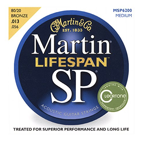 (C.F. Martin & Co. Acoustic Guitar Strings)