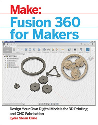 Pdf Transportation Fusion 360 for Makers: Design Your Own Digital Models for 3D Printing and CNC Fabrication (Make:)