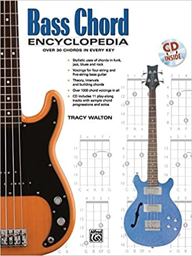 Bass Chord Encyclopedia: Book & CD (National Guitar Workshop ...