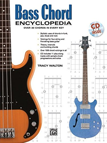 (Bass Chord Encyclopedia: Book & CD (National Guitar)