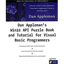 Dan Appleman's Win32 API Puzzle Book and Tutorial for Visual Basic Programmers by Dan Appleman (1999-03-31)