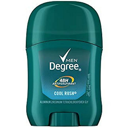 Deodorant Pack Case (Degree Cool Rush Antiperspirant and Deodorant, 0.5 Ounce - 36 per case.)