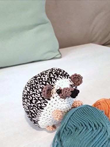 Hedgehog amigurumi, hedgehog plushie, crochet hedgehog, stuffed hedgehog, woodland stuffed animal, plushie hedgehog