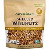 Nature's Eats Walnuts, 16 Ounce