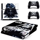 eXtremeRate® Star Sticker Decal Skin for Dualshock 4 PS4 Console Controller