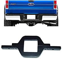 QUAKEWORLD Offroad Universal Tow Hitch Mount Mounting Brackets Kit Dual LED Backup Reverse Lights Rear Searching Light Fit Back-up Light Adapter for Truck Pickup Trailer RV