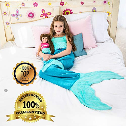 Buy mermaid tail blanket