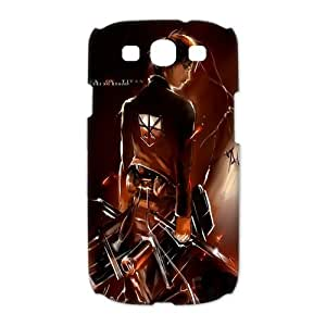 Design Game And Comin Attack On Titan Pictures Hard Plastic Protective Durable Shell for Samsung Galaxy S3 I9300 Case-4