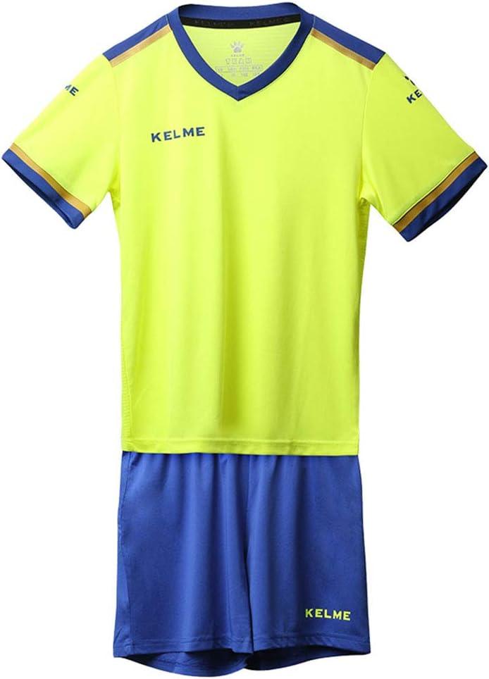 KELME S/S Football Set Kids - Conjunto Equipaciones Niños: Amazon.es: Deportes y aire libre