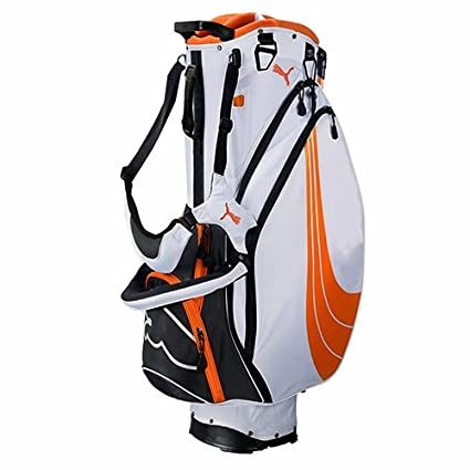 ad935b3df9d9 Amazon.com   Puma Formstripe Stand Golf Bag