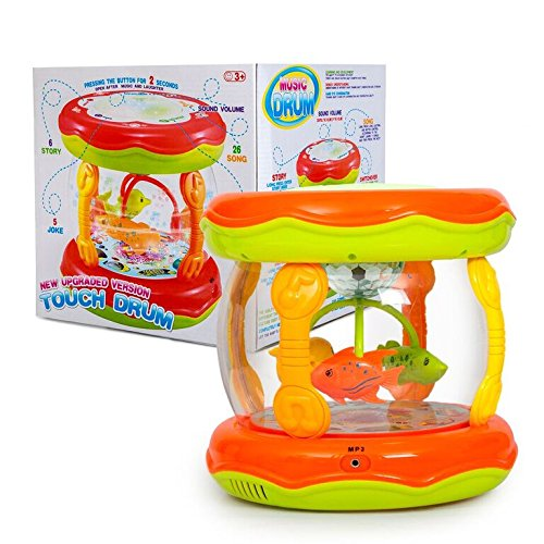 Play Baby Toys Baby Party Time Disco On The Go, Drum Tap Alo