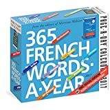 365 French Words-A-Year Page-A-Day Calendar 2017