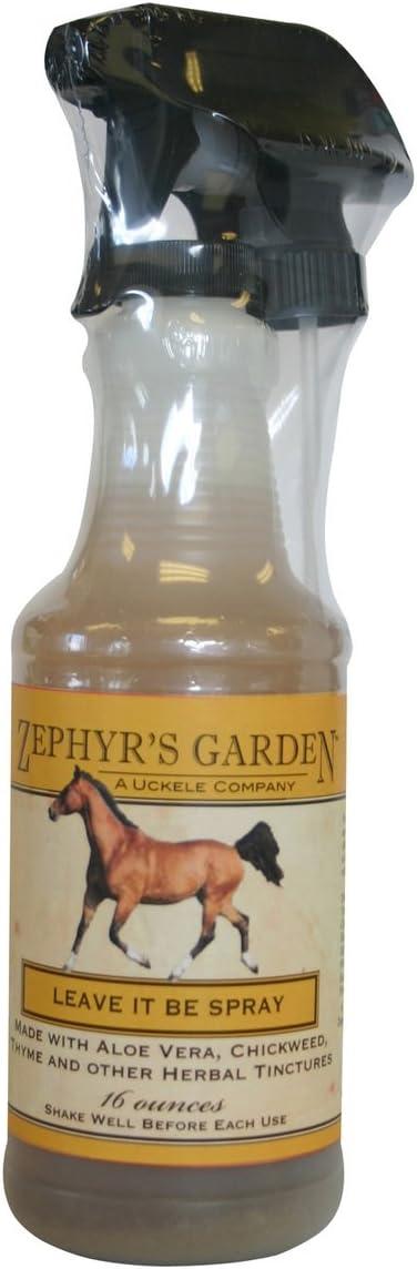 Zephyr's Garden 16 oz Bottle Leave It Be Spray Heals Skin and Regrows Hair Works Wonders