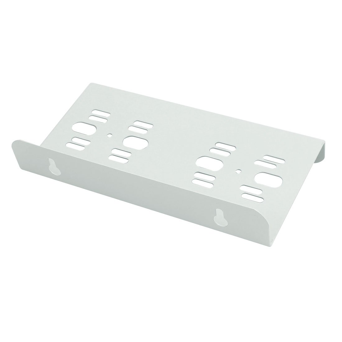 uxcell Triple Stage Hanging Mounting Bracket for 10-inch Double Water Filter Housing by uxcell (Image #3)