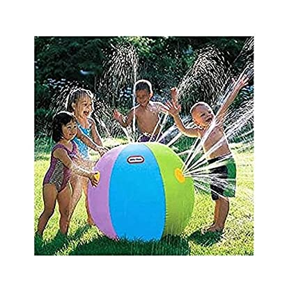 Pelota hinchable de fuente de agua gran regalo para niños ...