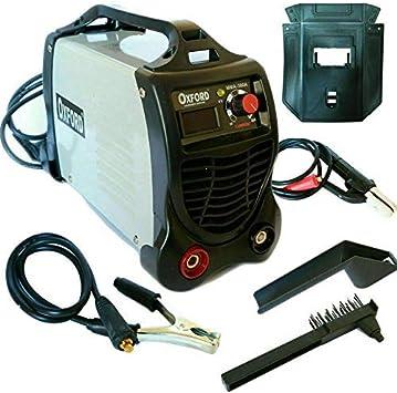 FAST WORLD SHOPPING /® Saldatrice Elettrica Ad Elettrodo 300 Ampere Inverter Macchina Per Saldare Saldatore Portatile