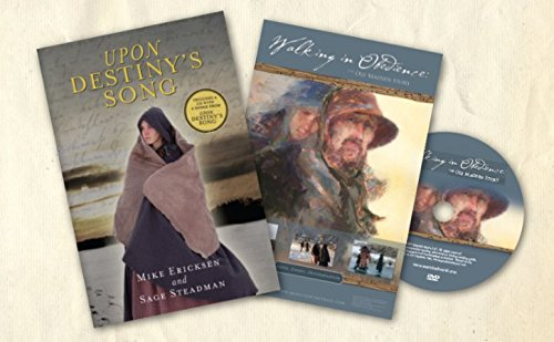 Cedar Wagon - Upon Destiny's Song Hard Cover Book with CD and DVD