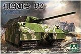 Takom 1/35 WWII German Super Heavy Tank Maus V2 No. 2050