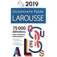 Larousse Dictionnaire Poche 2019