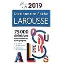 Larousse de poche 2019 Poche - dictionnaire - Langue : Français (French Edition)