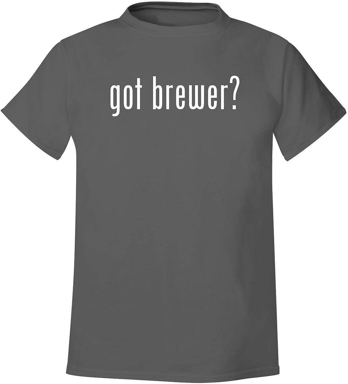 got brewer? - Men's Soft & Comfortable T-Shirt