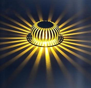 is White LL LED-Aluminium-Wandleuchte Schlafzimmer-TV-Sofa Zurück Licht Treppe Gepunktete Nachtlicht Bunte dekorative Leuchten Bühnenbeleuchtung Spezial- & Stimmungsbeleuchtung Spezial- & Stimmungsbeleuchtung
