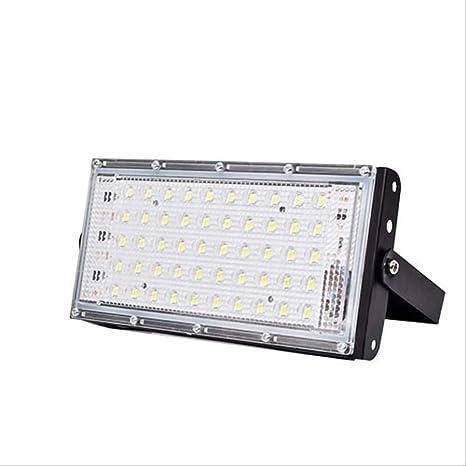 PMWLKJ Proyector LED Proyector para exteriores 50w Lámpara ...