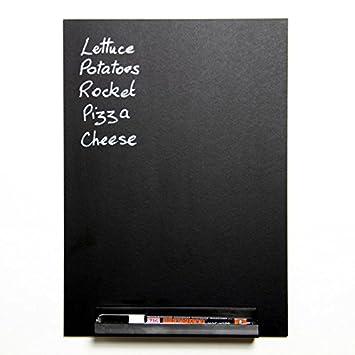 lavagna magnetica da frigorifero con pennarello cancellabile ... - Lavagne Per Cucina