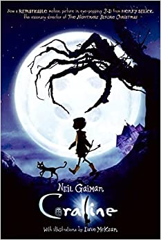 Book Coraline by Neil Gaiman (2008-10-28)