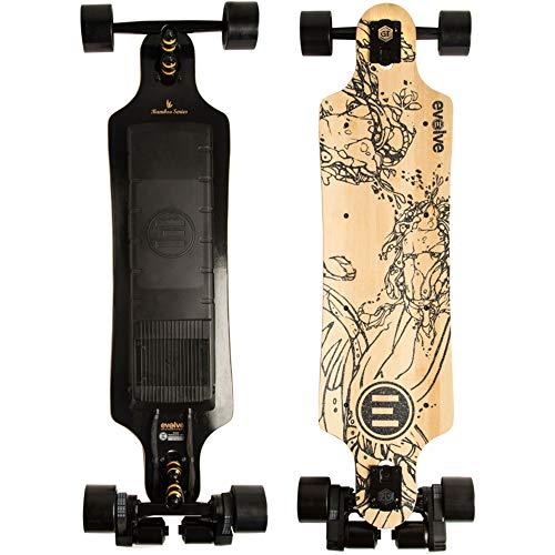 Evolve Skateboards - Bamboo GT Series Street Longboard