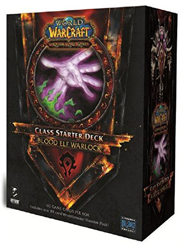 G WoW Trading Card Game 2011 Class Starter Deck Horde Undead Death Knight ()