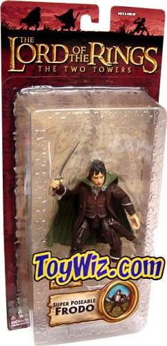 Lord The Costumes Frodo Rings Of (Lord of the Rings Two Towers Series III 6