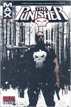 Punisher Max Volume 4 HC: v. 4
