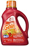 Gain Joyful Expressions 2X Liquid Detergent-Apple Mango Tango-100 oz, 48 Loads