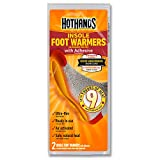 HotHands Insole Foot Warmers With Adhesive - Long Lasting...