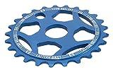 Eastern Bikes Bmx Phorcys 25T (6061 Alloy) Sprocket, Matte Blue