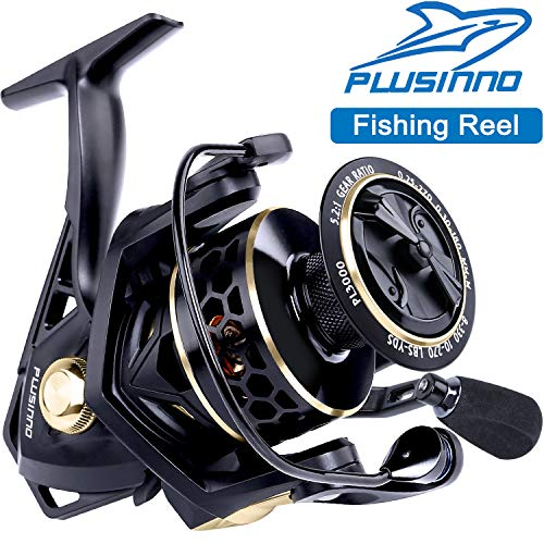 PLUSINNO Fishing Reel 91BB