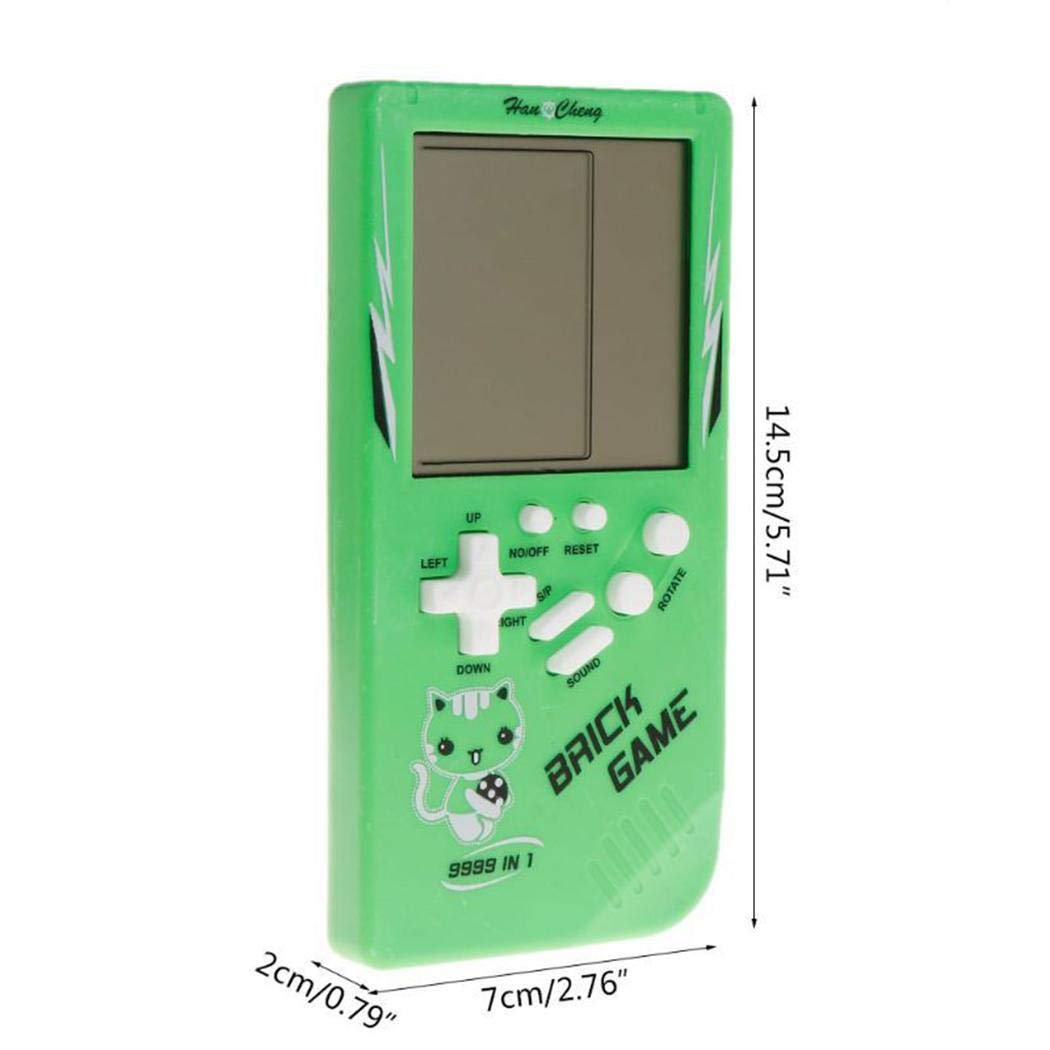 marris New Tetris Handheld Game Console Portable Game Handheld Toys Handheld Games by marris (Image #6)
