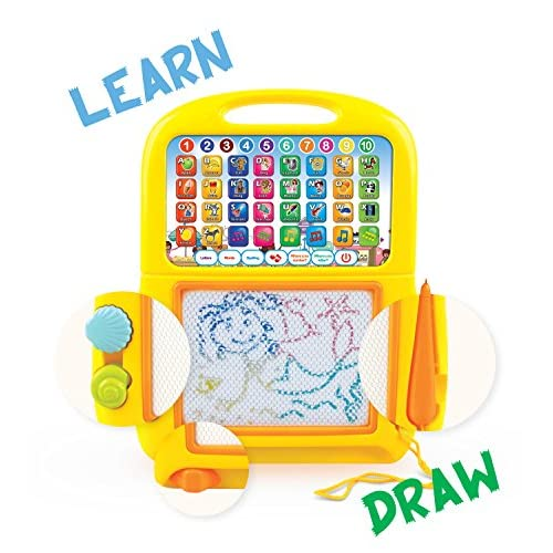 drawing games tablet Learning Tablet Magnetic Drawing Pad By Boxiki Kids