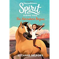 Spirit Riding Free: The Adventure Begins (Dreamworks Spirit